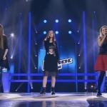 Молдаванка Ева Тимуш прошла в финал «Голос — Дети»