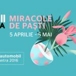 Пасхальные чудеса в Shopping MallDova начинаются 5  апреля!