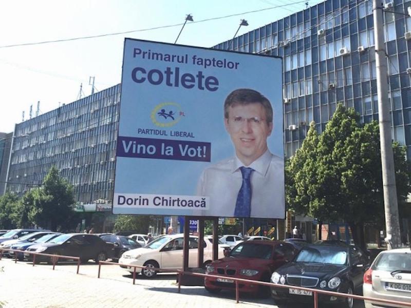 Alegeri Locale 2015 PC- Victor Stăvilă