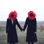 Фотопроект «Красные маки» Даши Чегаровской