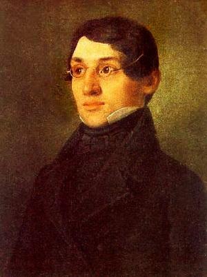 Русский учёный, критик, профессор Московского Университета, философ, журналист и этнограф Николай Иванович Надеждин.