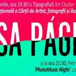 Pasa Página: Zilele Carții de Artist la Chișinău