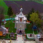 Видео: Церковь святого Георгия Победоносца в Шофрынканах