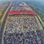 Многообразие пейзажей и видов Китая в аэроснимках