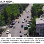 Кишинёв вошёл в ТОП-10 самых уродливых городов мира