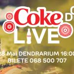Coke Live-Music & Foodfest – cel mai grandios picnic muzical al anului