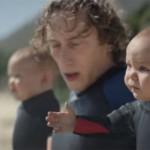 Видео: Evian показала омолаживающие свойства воды в новом рекламном ролике