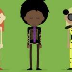 Культовых музыкантов изобразили в виде иллюстраций