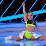 11-летняя молдаванка Ионела Цэруш заставила жюри румынского «Next Star» аплодировать стоя