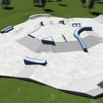 В Кишиневе предлагают построить скейт-парк