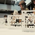 Фоторепортаж: в T5Art Cluster прошла выставка арт-книг «Pasa-Página»