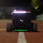 Видео: PUMA разработала робота, который помогает бегунам бежать быстрее