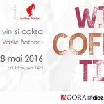 Expoziția WINE COFFE TIME la molDeco