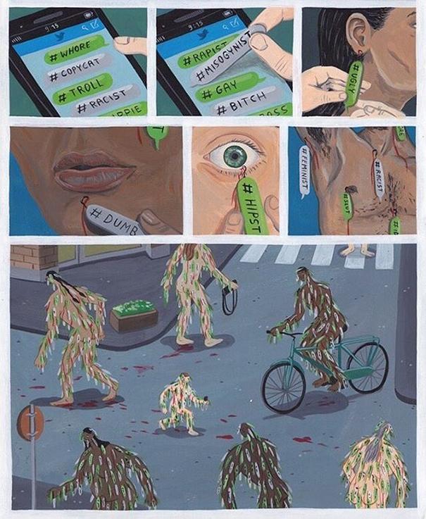 addiction-to-social-media-illustrations-brecht-vandenbroucke-14