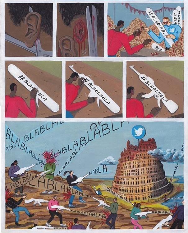 addiction-to-social-media-illustrations-brecht-vandenbroucke-17