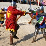 Фоторепортаж с чемпионата мира по средневековым боям: история одной победы