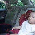 Наказания в разных странах за оставление детей в машине без присмотра