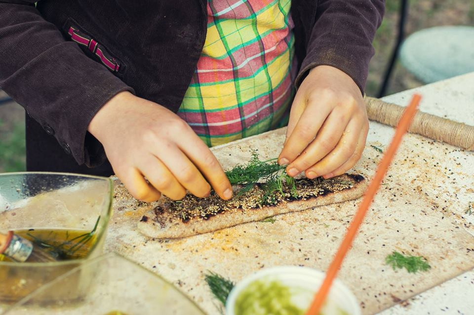 bread&oils&herbs