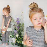 Лукбук коллекции детской одежды CIRESHEL