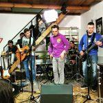 Видео: живое выступление FlashBlood в проекте  Etaj'Live #3