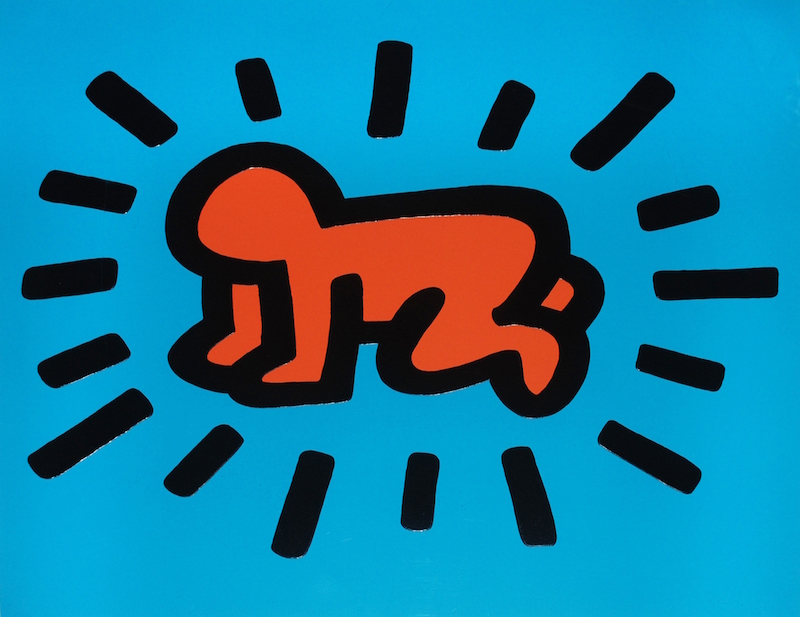 haring-radiantbaby