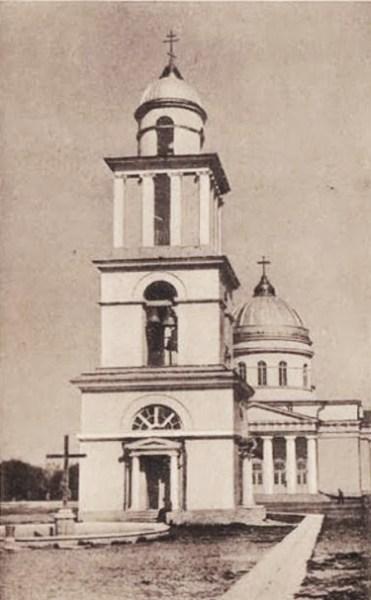 Собор в начале XX века. Источник фото: oldchisinau.com