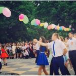 Cum s-a văzut Ultimul Sunet din acest an pentru elevi pe Instagram