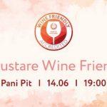 Живая музыка и превосходные вина на террасах заведений «Wine Friedly»