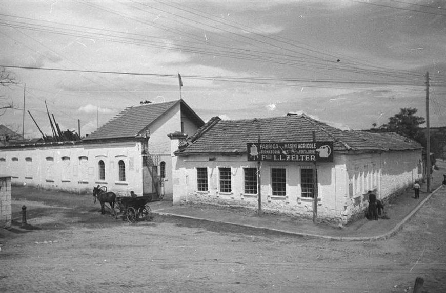 Бывший завод Зельцера.