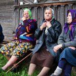 Инфографика: Каково быть пожилым в Молдове