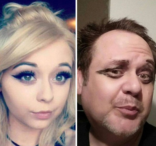 dad-recreates-daughter-selfies-cassie-martin-chris-martin-2-57736f82d4881__605