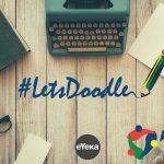 #LetsDoodle — конкурс для дизайнеров с призовым фондом 3000 евро