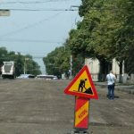 Сроки окончания ремонта бульвара Штефана чел Маре отодвигаются до лета