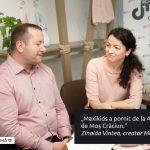 Супруги Винтя о MAXIKIDS: все началось с шапки деда Мороза