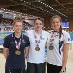 Молдавские пловцы завоевали 6 медалей на Международном чемпионате в Румынии
