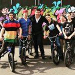 В Одессе детям раздадут свыше 11 тыс. контрабандных велосипедов