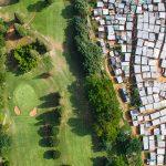 Социальное расслоение в ЮАР сняли с помощью дрона