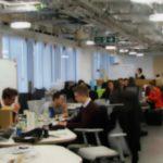 Diaspora inspiră moldovenii de acasă cu idei know-how la Școala Sustenanilității