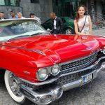 На выставке в Молдове представлены лимузины королевских особ Румынии и Бельгии