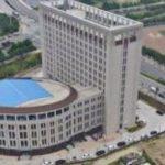 В Китае построили университет, похожий на гигантский унитаз