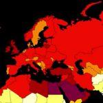 Проблема массового ожирения в мире за 40 лет