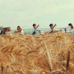VIDEO: Moldovan National Youth Orchestra au cântat muzică clasică în lanul de grâu