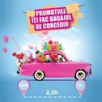 La Palas Mall Iași, promoțiile îți fac bagajul de concediu! Oferte de până la 70%