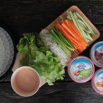 Готовим вместе: спринг-роллы с морепродуктами