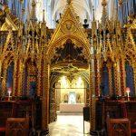 Виртуальная прогулка по Вестминстерскому аббатству