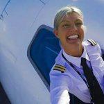 Вдохновляющий инстаграм девушки-пилота из Швеции покорил интернет