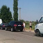Трафик на границе Молдовы с Румынией и Украиной перегружен
