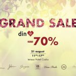 Din Inimă Pop-Up Shop Grand Sale