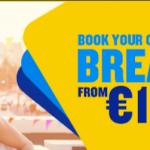 Осенние скидки Ryanair: от 9.99 евро вылеты из Бухареста