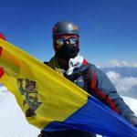 Aventură la altitudinea de peste 4000 de metri: Istoria a doi moldoveni care au cucerit muntele Mont Blanc